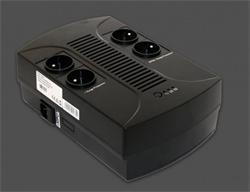 UPS - Eurocase EA200PLUS EVO2 850VA LINE INTERACTIVE 4x zásuvka, RJ11, USB data