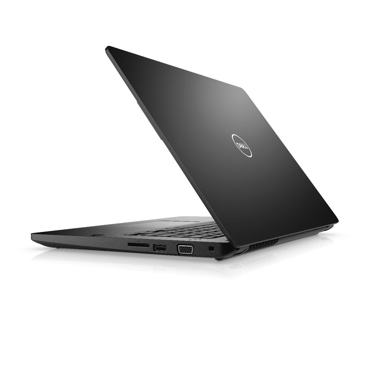"Dell Latitude 3480 14"" HD i5-7200U/8GB/256GB SSD/FPR/MCR/VGA/HDMI/W10P/3RNBD/Černý"