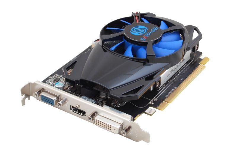 Sapphire R7 250 2GB (128) aktiv D H Ds D5 512 SP
