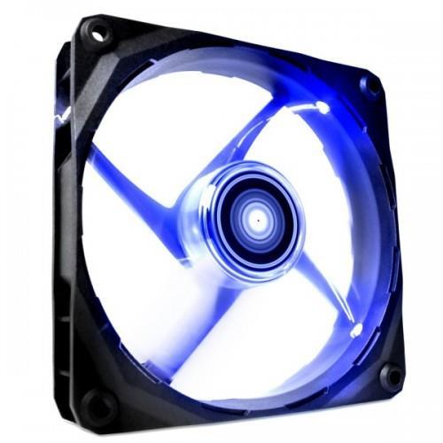 NZXT High Airflow ventilátor 140x140x25mm, modrý LED