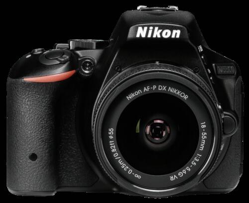 Nikon D3300 Kit AF-P DX 18-55mm VR Spiegelreflexkamera schwarz