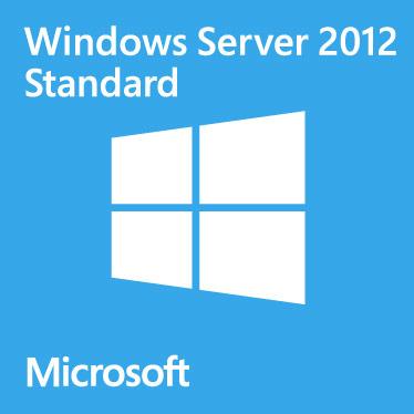 OEM Win Svr Std 2012 R2 x64 Eng 1pk DVD 2CPU/2VM
