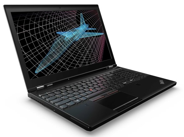 "Lenovo ThinkPad P51 i7-7820HQ/8GB/256GB SSD/Quadro M1200M/15,6""FHD IPS/Win10PRO/Black"