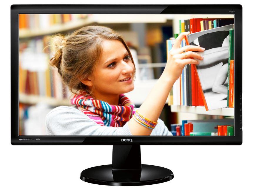 """BenQ GL2250 21,5"""" LED 1920x1080 12M:1 5ms 250cd DVI černý"""