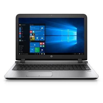 HP ProBook 450 G3 i3-6100U 15.6 HD 4GB 500(7.2) DVD backlitKB FP W7P+W10P