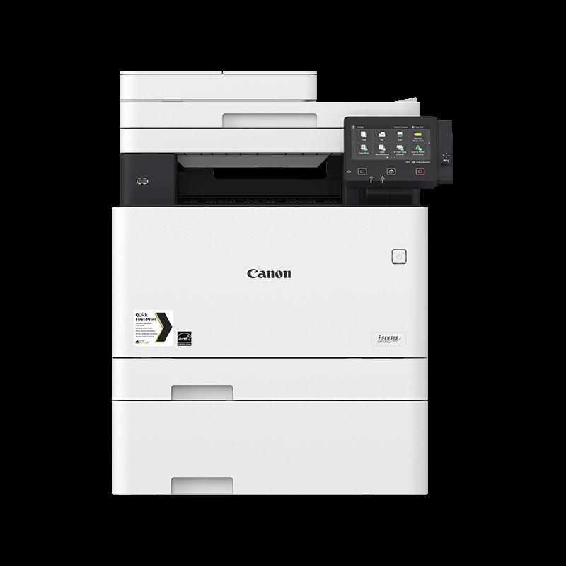Canon i-SENSYS MF735Cx - PSCF/A4/WiFi/LAN/SEND/DADF/duplex/PCL/PS3/colour/27ppm