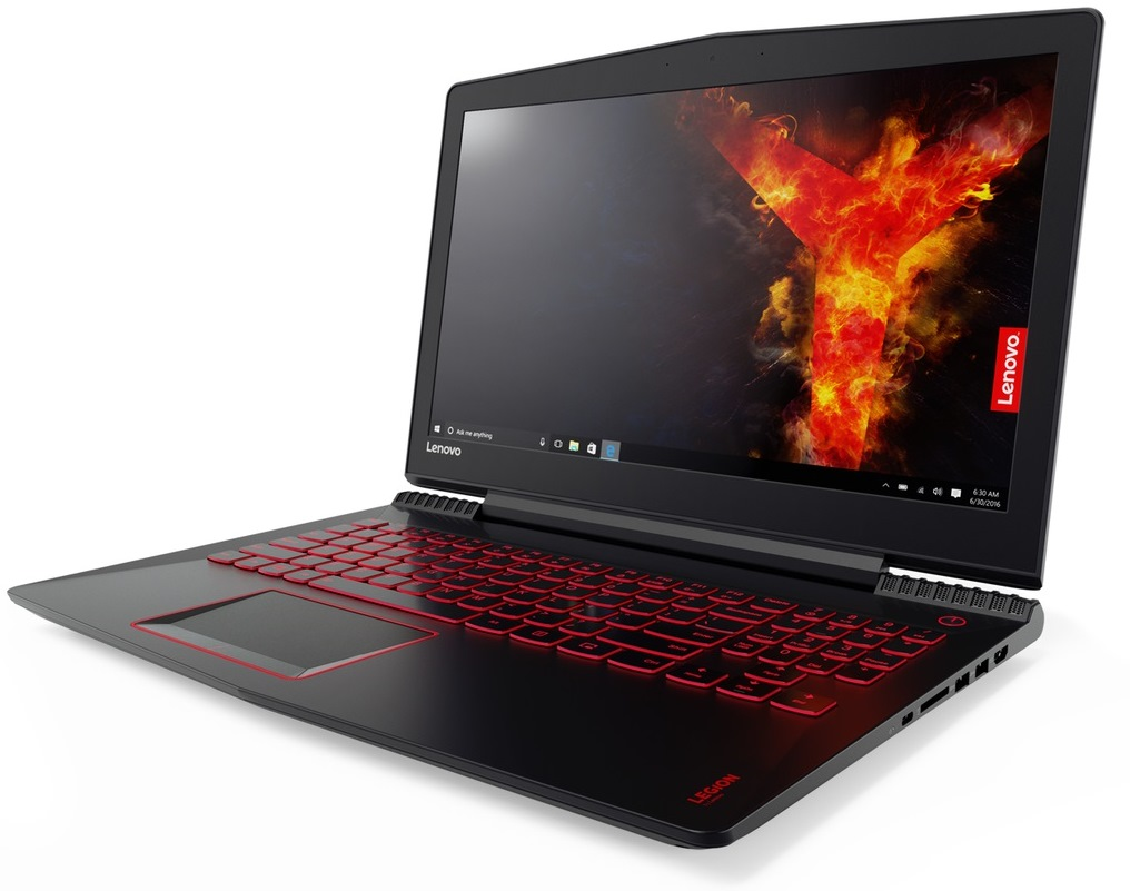 "Lenovo Legion Y520-15IKBN i5-7300HQ 3,50GHz/16GB/SSD 256GB+1TB HDD/15,6"" FHD/IPS/AG/GeForce 4GB/WIN10 černá 80WK00MBCK"