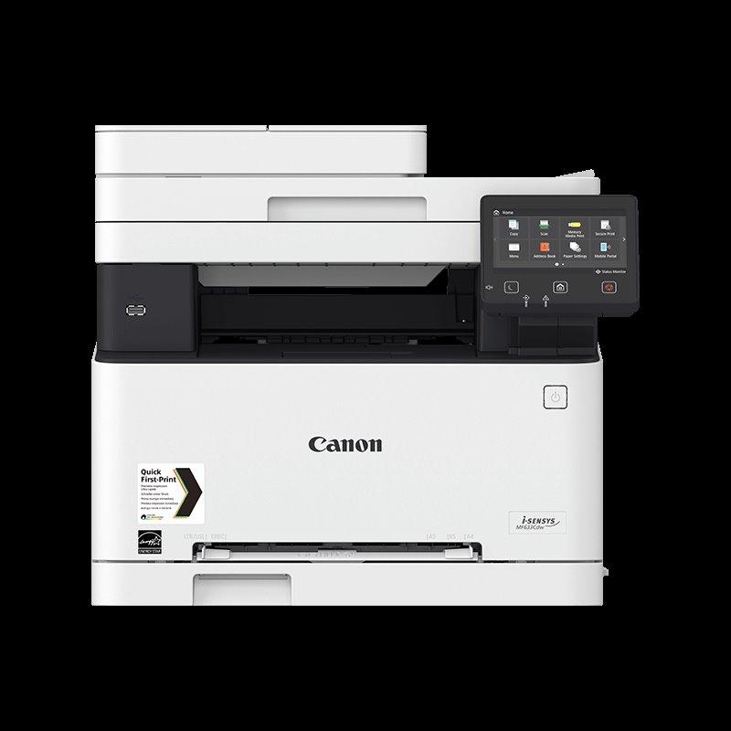 Canon i-SENSYS MF633Cdw - PSC/A4/WiFi/LAN/SEND/ADF/duplex/PCL/colour/18ppm