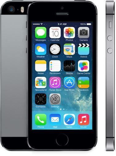 Apple iPhone 5s 64GB Space Gray EU HQ Refurbished