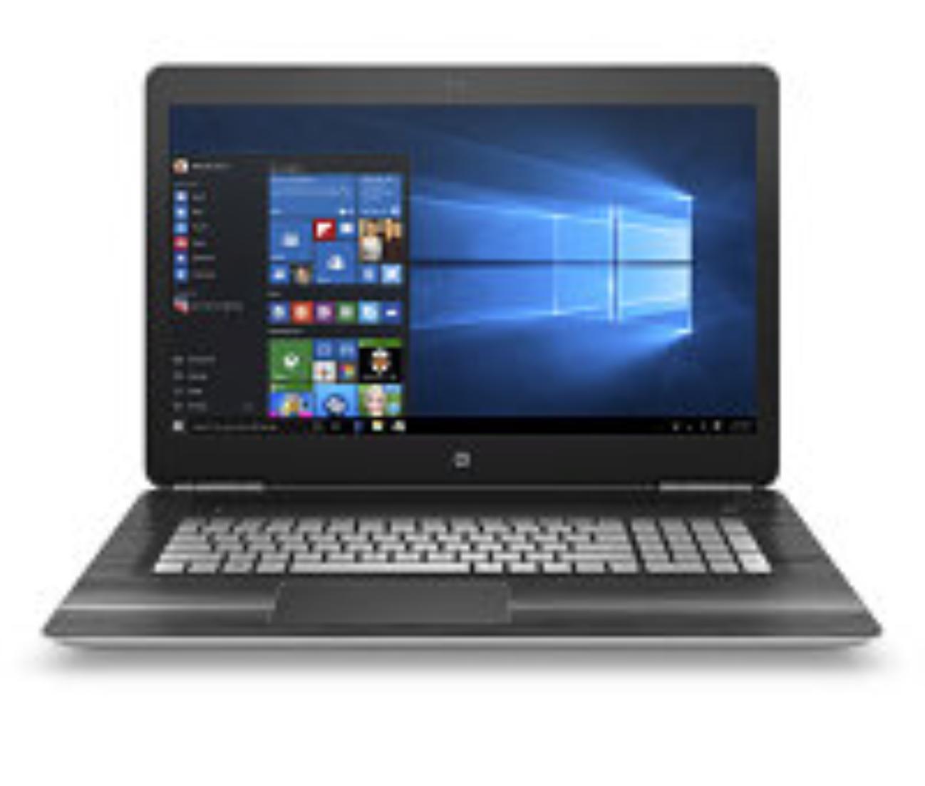 """NTB HP Pavilion Gaming 17-ab007nc 17.3"""" AG UHD WLED,Intel i7-6700HQ,16GB,1TB+128GB SSD,GeF GTX 960M-4GB,DVDR,Win10"""