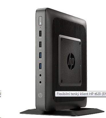 HP t620 / AMD GX-217GA / 16GB SSD / 4GB RAM / Windows Embedded Standard 7E 32