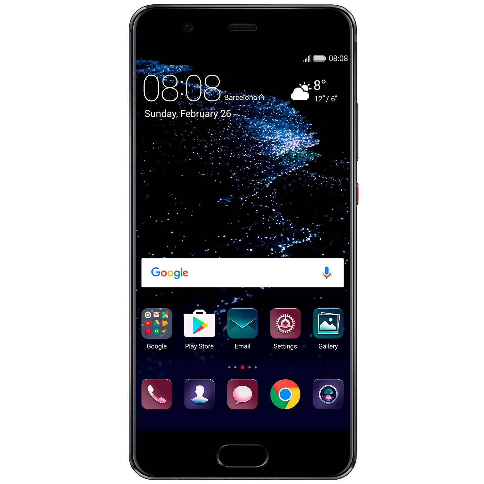 Huawei P10 Plus DS Graphite Black
