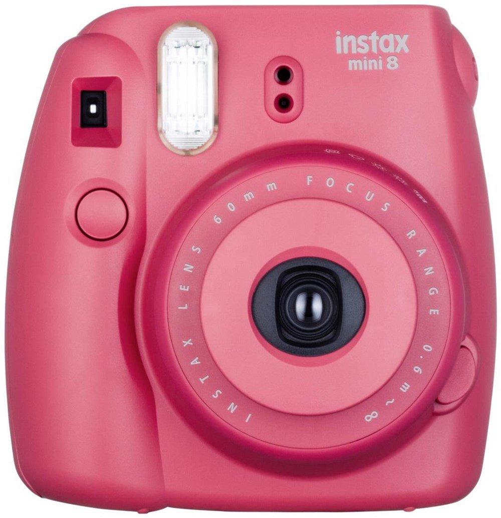 Fujifilm INSTAX MINI 8S - Raspberry