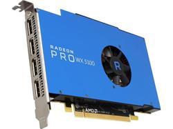 AMD Radeon Pro WX 5100 8GB GDDR5 4-DP PCIe 3.0