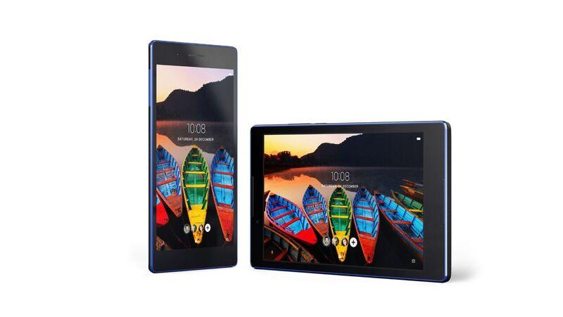 "Lenovo TAB3 7 MTK-QC 1,0GHz/1GB/16GB/7"" IPS/1024x600/WIFI/Android 6.0 černá ZA110156CZ"