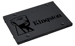 "Kingston SSD 480GB A400 SATA III 2.5"" TLC 7mm (čtení/zápis: 500/450MB/s)"
