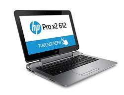 HP Pro x2 612 G1, i3-4012Y, 12.5, HD Touch, 4GB, 128GB SSD, a/b/g/n, BT, FpR, Backlit kbd, W8.1Pro