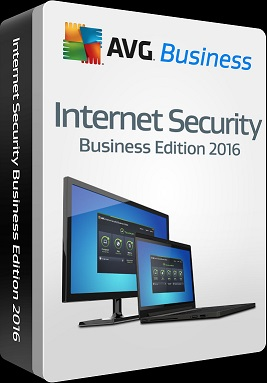 AVG Internet Security Business Edition, 1 PC, 12 měsíců - (ESD)