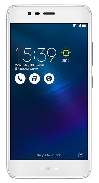 ASUS Zenfone 3 MAX ZC520TL MT6737/32G/2G/A6.0 stříbrný