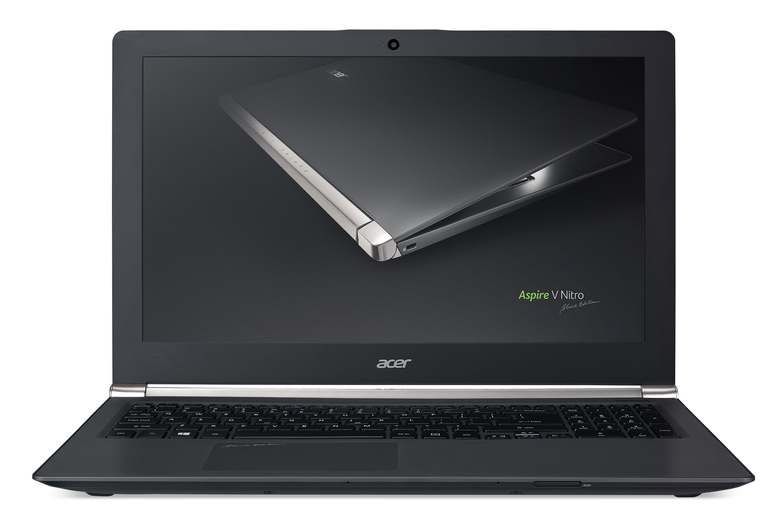 "Acer Aspire V15 Nitro (VN7-593G-7212) i7-7700HQ/8GB+8GB/256 GB SSD+1TB/GTX 1050Ti 4GB/15.6"" FHD IPS matný/BT/W10 Home/Black"