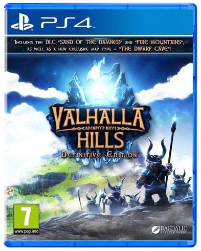 PS4 - Valhalla Hills - Definitive Edition