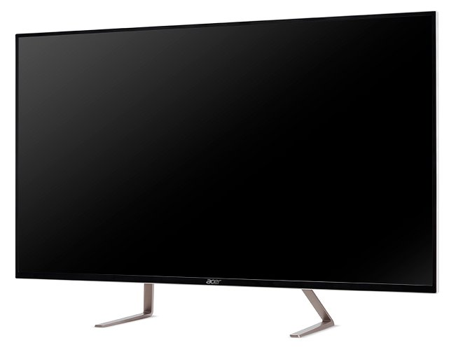 "Acer LCD ET430Kwmiippx 43"" IPS LED/3840x2160/100M:1/5ms/350nits/2xHDMI 2.0, miniDP, DP out/repro/Silver"