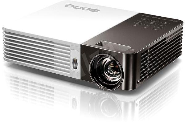 BenQ DLP Mini Projektor GP30/WXGA/900ANSI/10 000:1/HDMI/USB/3D/2x3W repro