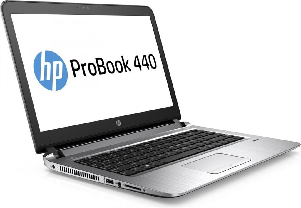 HP ProBook 440 G3 i3-6100U 14,0 HD 4GB 500GB/7200rpm HD Graphics 520 W10P EN