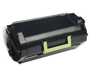 Toner Lexmark 522H black  return  25000 pgs   MS810de / MS810dn / MS810dtn / MS8