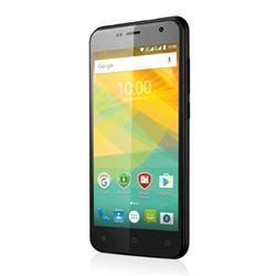 "PRESTIGIO MultiPhone Muze B3 - 3512 DUO, 5""IPS 2.5D, DualSIM, Android 6, QC 1,3GHz, 1GB RAM, 8GB ROM, 8+2Mpx, černý"