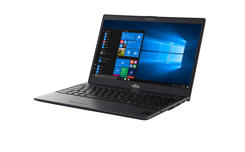"""Fujitsu LIFEBOOK U937 i7-7600U vPro upto 3.9GHz 4MB/12GB/256GB SSD/13,3"""" FHD Anti-Glare/TPM/FP/SC/Win10Pro"""