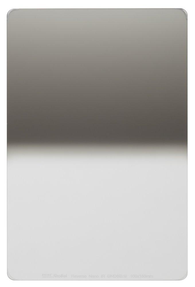 Rollei Filtr/ Šedý přechodový/ Reverse Nano IR GND8/ 0.9/ 100 mm