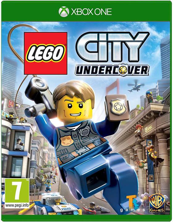 XOne - Lego City Undercover