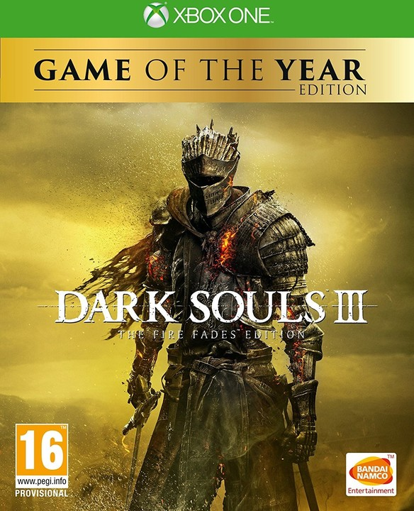 XOne - Dark Souls 3: The Fire Fades Edition GOTY