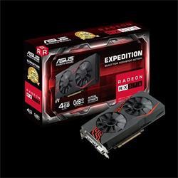 ASUS RX550-4G 4GB/128-bit, GDDR5, DVI, HDMI, DP