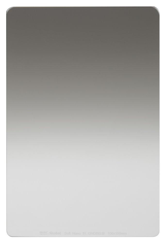 Rollei Filtr/ Šedý přechodový/ Soft Nano IR GND8/ 0.9/ 100 mm