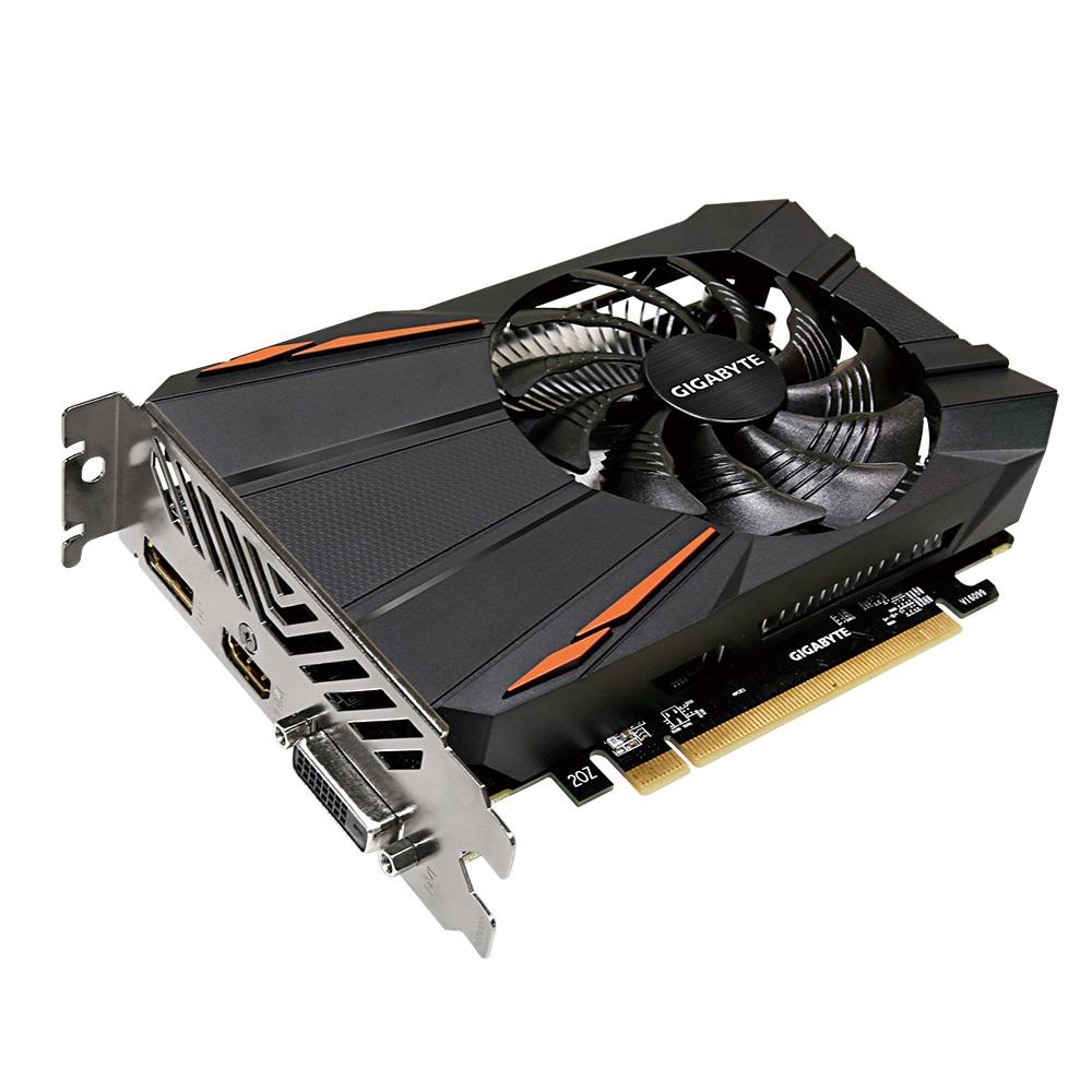 GIGABYTE VGA AMD Radeon™ RX550 2GB DDR5