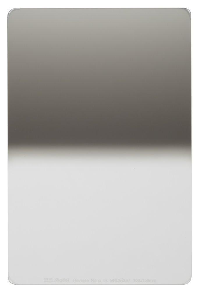Rollei Filtr/ Šedý přechodový/Hard Nano IR GND8/ 0.9/ 100 mm