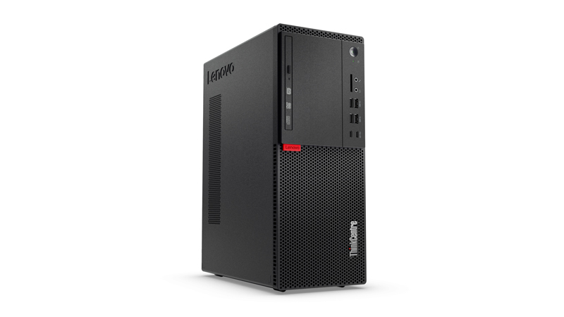 ThinkCentre M710t i5-7400/8GB/256GB SSD/DVDRW/Tower/Win10PRO