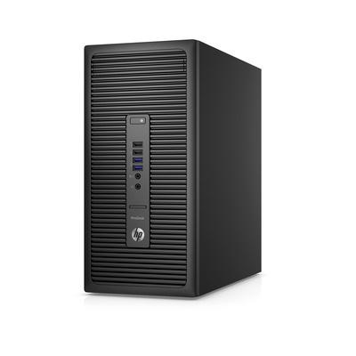HP ProDesk 600 G2 MT / Intel i3-6100 / 4GB / 500GB / Intel HD / DVD / W10P+W7P / 3-3-3