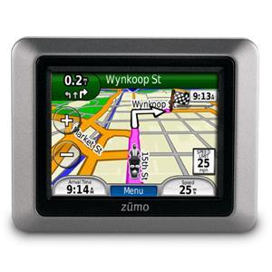 Garmin zümo 210 Central Europe, 3.5'', Bluetooth, bez TOPO map