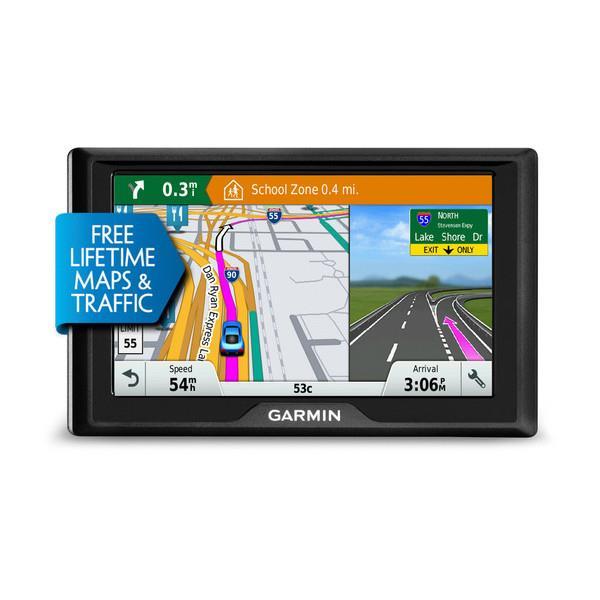 Garmin Drive 50T Central Europe Lifetime, 5.0'', bez TOPO map