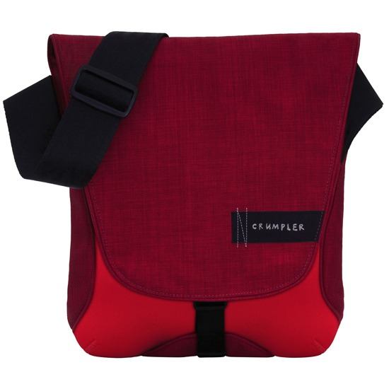 Crumpler Prime Cut Tablet - clear red / dk.red