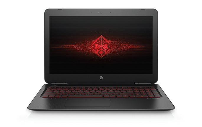 """HP Omen 15-ax006nc/Intel i3-6100H/8GB/128 GB SSD + 1 TB HDD/GTX 950M 2GB/15,6"""" FHD/Win 10"""