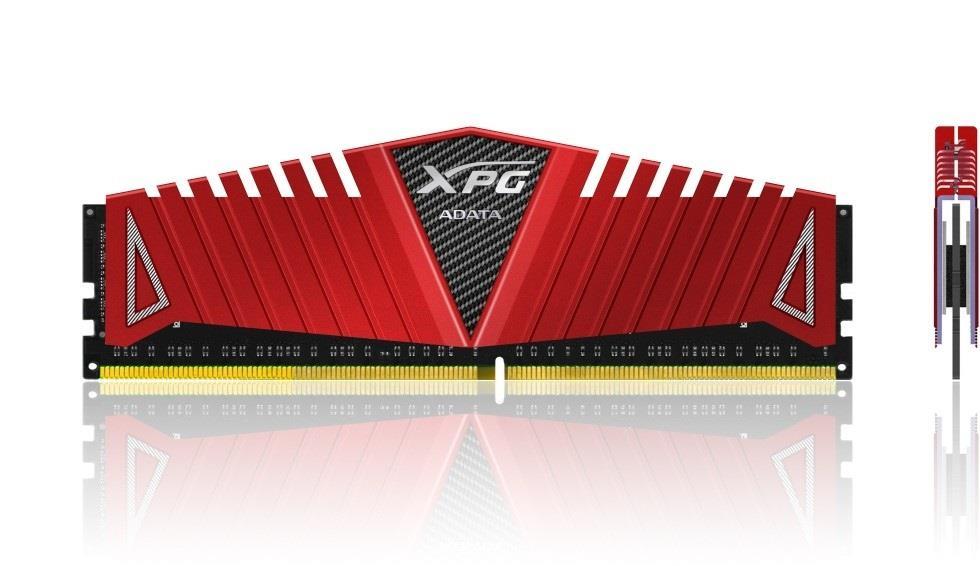 ADATA XPG Z1 2x8GB 2133MHz DDR4 CL15 1.2V DIMM, červený chladič