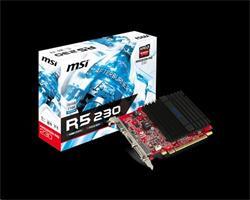 MSI Radeon R5 230 GAMING 1G LP