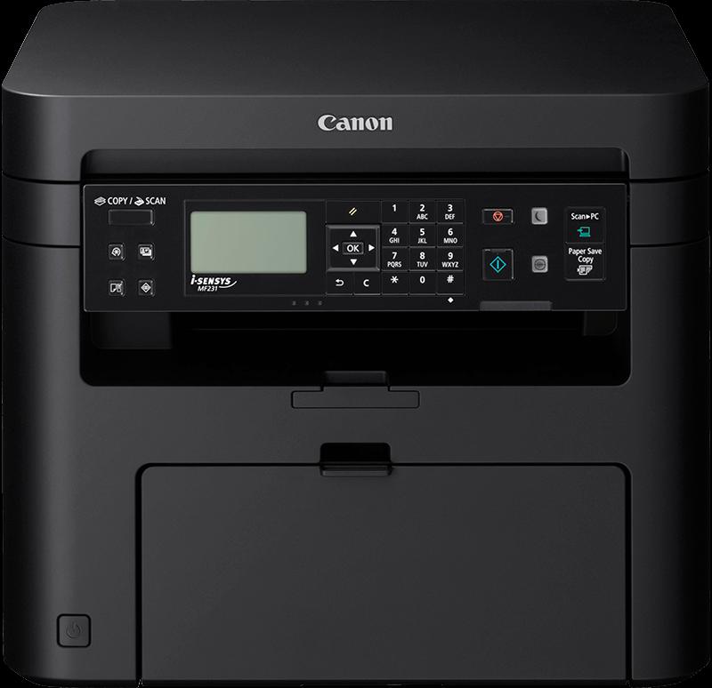 Canon i-SENSYS MF231 - PCS/23ppm/USB