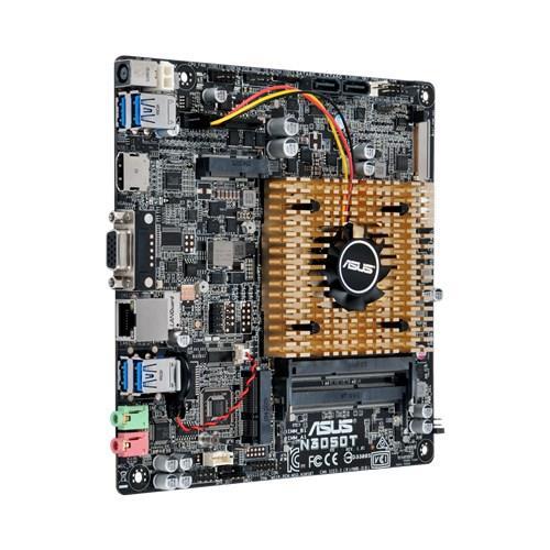 ASUS N3050T, DDR3, HDMI/RGB/LVDS, DIMM, Max. 4GB