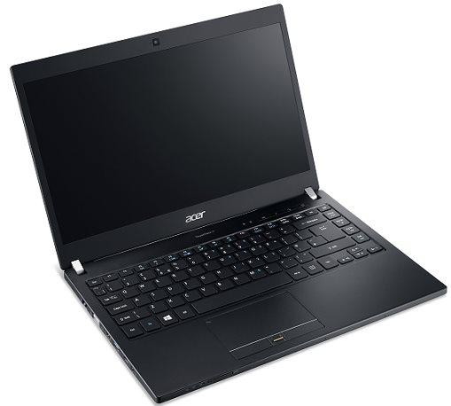 """ACER NTB TMP648-M-73NG-i7-6500U@2.5GHz,14""""FHD IPS mat,8GB,500GB72+256SSD,čtečka pk,intel HD,BT, LTE, 3čl,W7P+W10P,černý"""