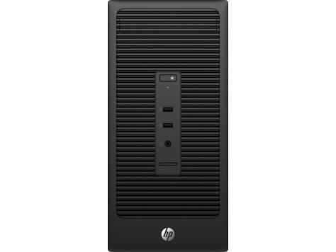 HP 280G2 MT, i3-6100, 1x4GB, SSD 128GB, Intel HD, usb klávesnice a myš, DVDRW, 180W, Win10Pro